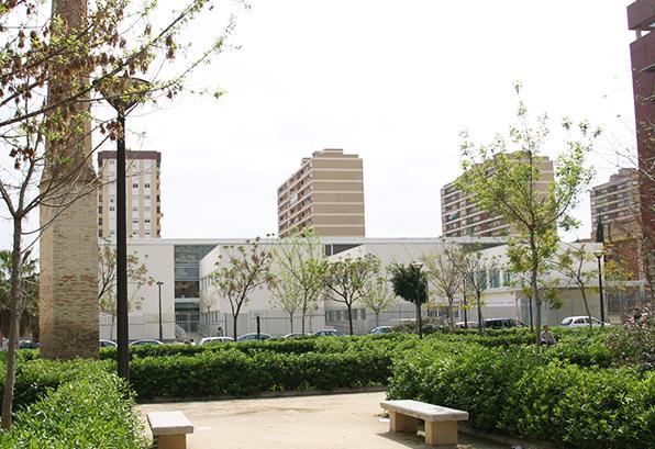 Valencia. Centro de Salud Campanar