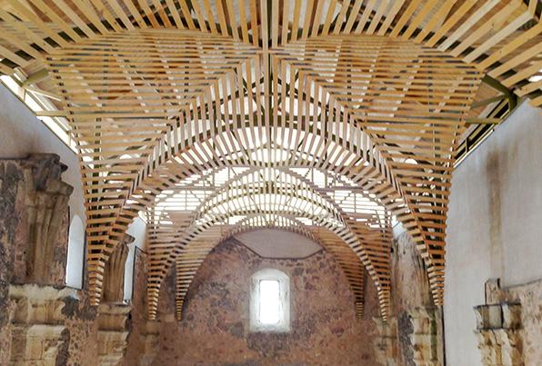 Villaescusa de Haro. Cuenca. Rehabilitación del antiguo Convento de los Dominicos