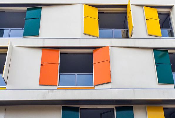 Melilla. Edificio de 12 viviendas de protección oficial