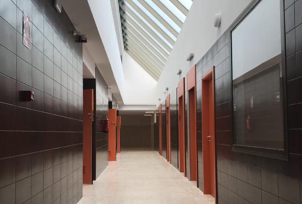 Ibi. Alicante. Ampliación y adecuación del Centro de Educación Especial Sanchis Banús
