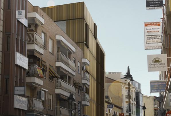 Centro Europeo de Artes Escenicas y Audiovisuales en Getafe Madrid.